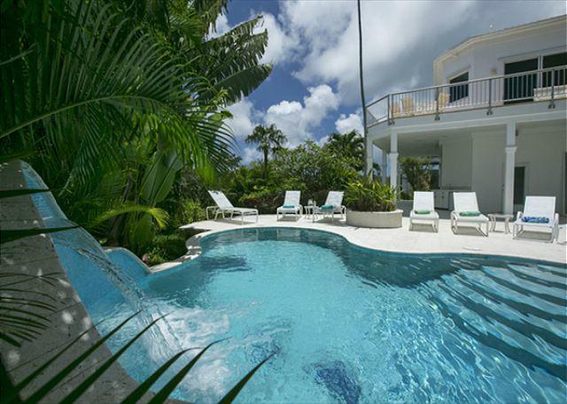 Villa Luminaria on Coral Bay for Sale