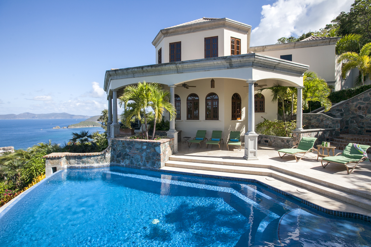 Shall afford property on the virgin islands