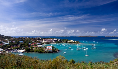 4 areas of st john usvi