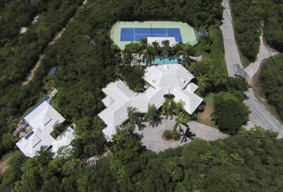 Tennis Villa St John