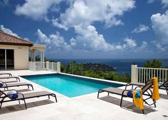 contemporary virgin grand estates villa