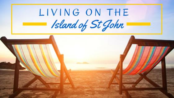 Living St John
