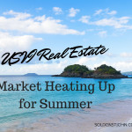 USVI Real Estate Heating Up for Summer