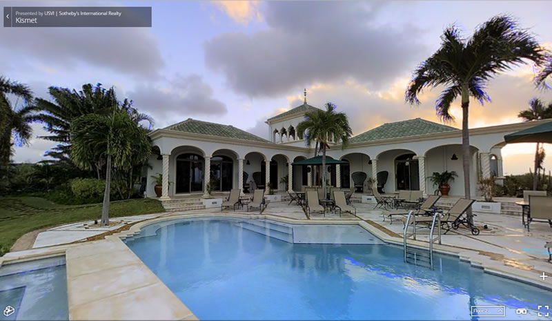 Villa Kismet Virtual Tour